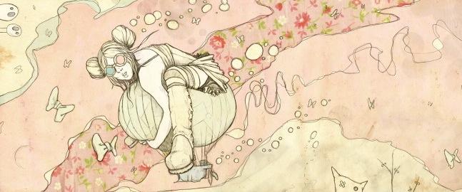 Studium Illustration Lippoldt 3