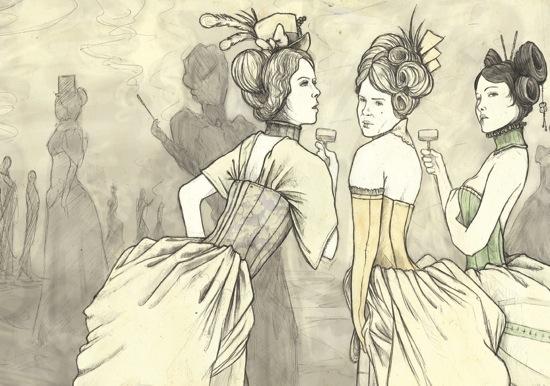 Studienarbeit Illustration Lippoldt 7