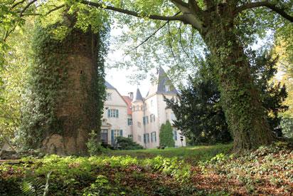 Studieren im Schloss