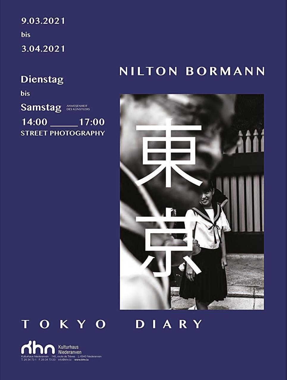 Nilton Bormann Ausstellung